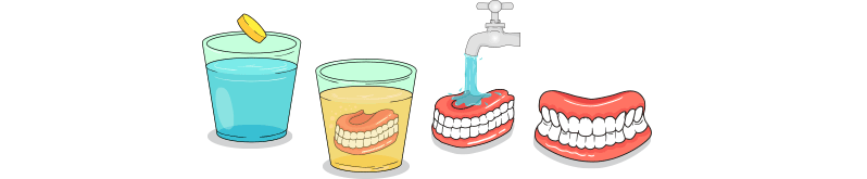Full and Partial Dentures - Dental Services - Inland Family